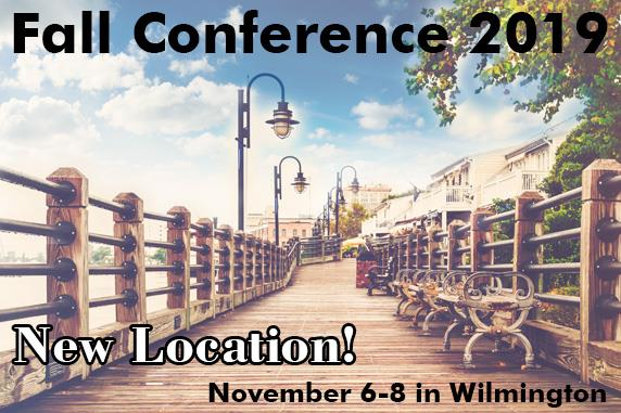 Fall Conference 2019